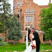 A wedding at Glen Eyrie: Lee & Jason
