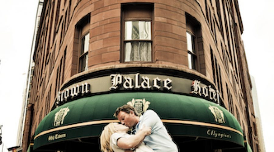 Brittany and Rhead's Engagement Photos…