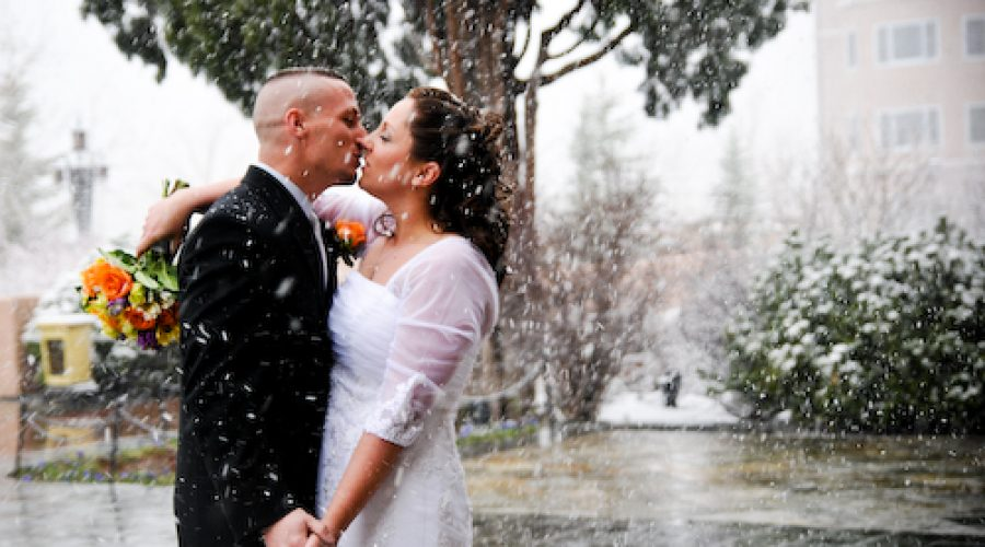 Beth and Kenny's Wedding Bliss…