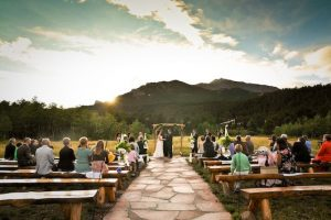 Gallery Spotlight: Heather and Carl's Wedding at The Wild Basin Lodge in Allenspark