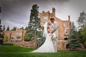 "Gallery Spotlight: Hannah and Matt's ""Heartbreaking"" Wedding at Glen Eyrie Castle…"