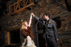 A Lovely Chief Hosa Lodge Wedding… in Winter