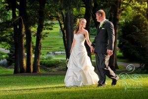 Yvonne and TL's Hot Iowa Wedding: Eagle Point Park in Clinton
