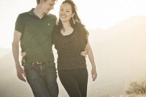 Tycen and Shan's Couple's Portrait Session in Colorado Springs