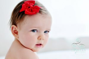 Sydney at 6 Months – Colorado Springs Baby Portraits