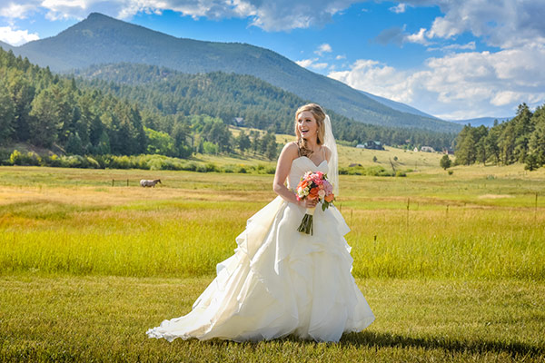 HIgh Country Mountain Wedding Photography in Colorado