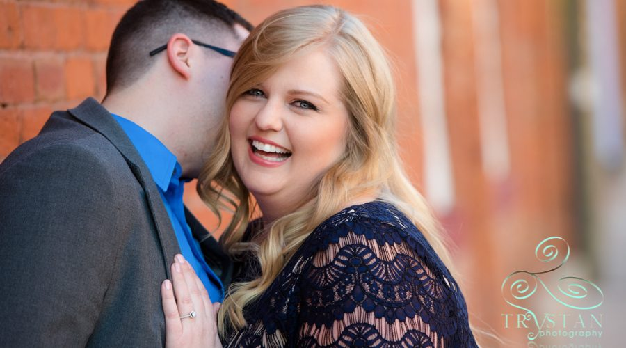 Kerri and Rob's Old Colorado City Engagement Session
