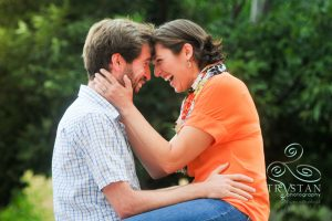 An adorably fun engagement session in Manitou Springs