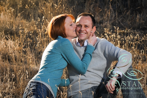 Yet Another Winter Engagement Session: Jaclyn and Eddie