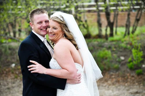 Brooke and Randy's Woodmen Valley Chapel Wedding