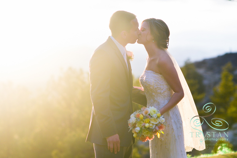 A Wedding at Sanctuary Golf Course